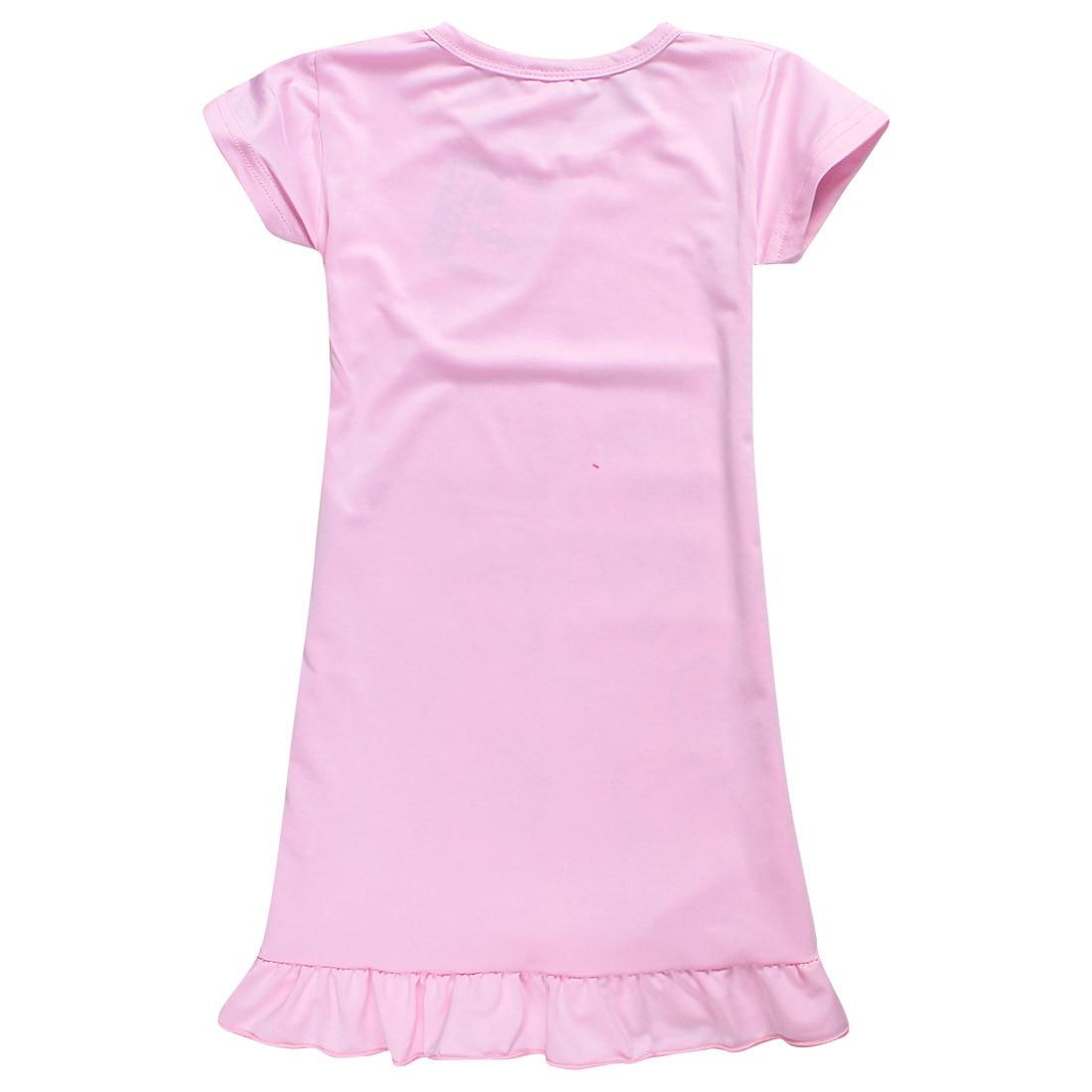 NEW roblox fortnite summer dress sweet dress cartoon doll Ball Gown baby girl clothes roupas infantis menina girls dress