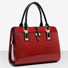 Handtaschen Die Neue Europäische und Amerikanische Mode Stereotypen Tasche Krokodil Kreuz Handtaschen