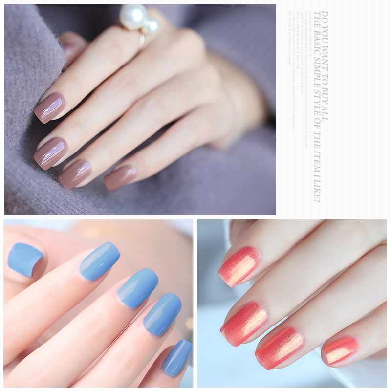 FOCALLURE UV Gel Nail Polish Gel Long-lasting Soak-off LED UV Gel ...