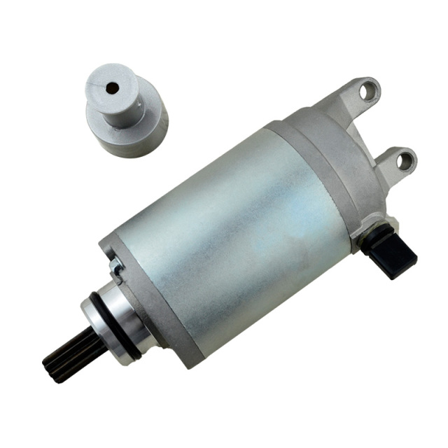 Brand New Motorcycle Engine Starting Starter Motor for SUZUKI AN250 1998-2006 AN400 SINGLE CAM 99-06 UC125 99-00 UC150 99-01