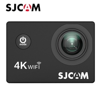 Newest SJCAM SJ4000 AIR Action Camera Full HD 4K WIFI Sport DV 2 0 Inch Screen