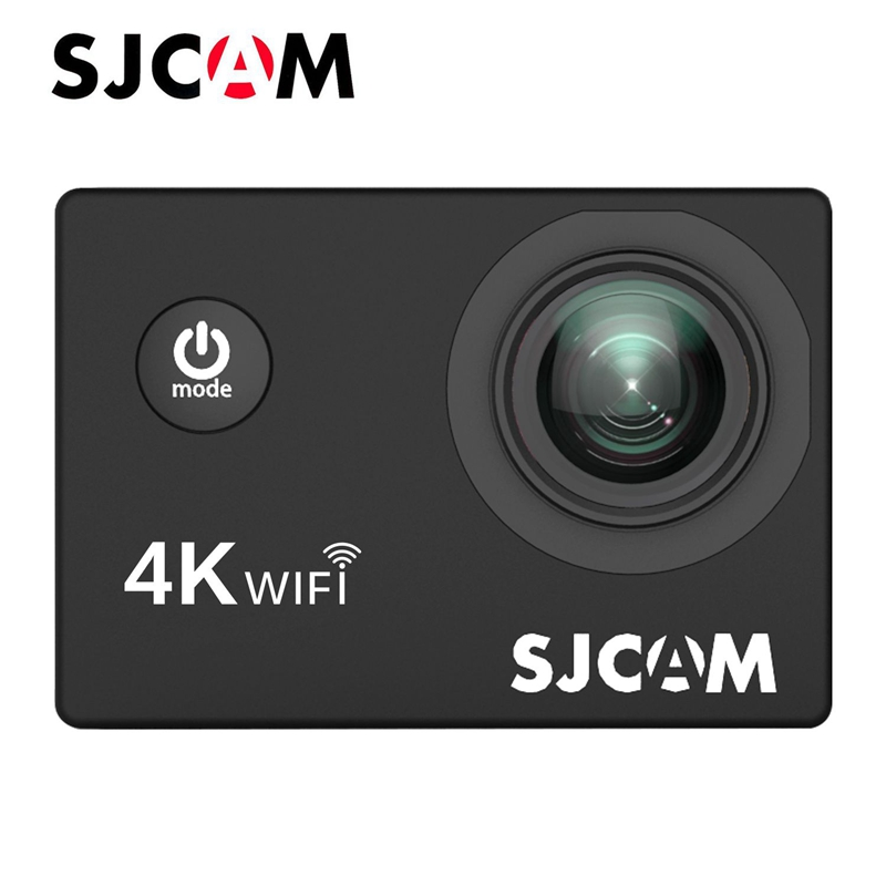 Newest! SJCAM SJ4000 AIR Action Camera Full HD 4K WIFI Sport DV 2.0 Inch Screen Maximum support 128G memory card