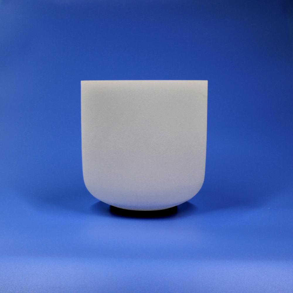 6 Crystal Chakra Singing Bowl 432hz contain 1pcs bowl +1pcs suede stick +1pcs O ring