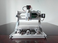 MINI CNC 1610 2500mw Laser CNC Engraving Machine Pcb Milling Machine Diy Mini Cnc Router With