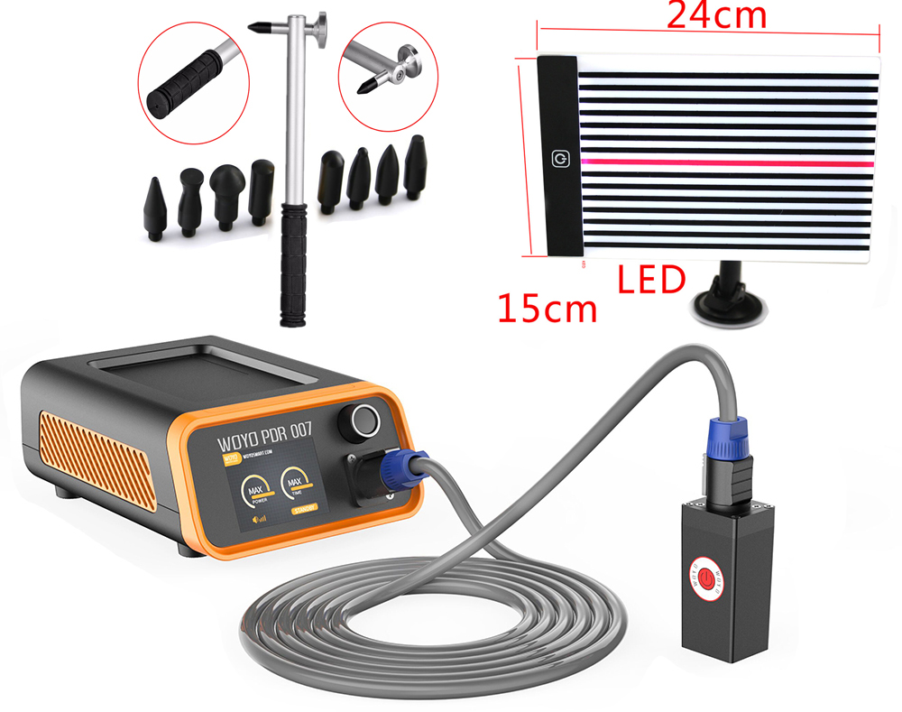 110V US Plug Soft Dent Removal Heat Induction System Magnetic Inductor Machine PDR Tools