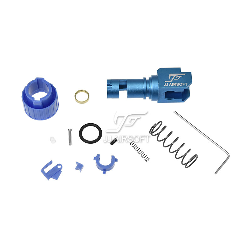 JJ Airsoft G36 CNC Hop Up Unit Set ( Metal ) Suitable For TM,CA,JG,CYMA And Etc.G36 AEG Series