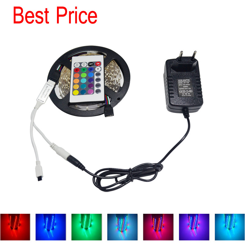 5M 3528 SMD RGB 300 Led flexible strip string Ribbon light led tape lamp 12V red,green,blue,yellow,cool,warm white