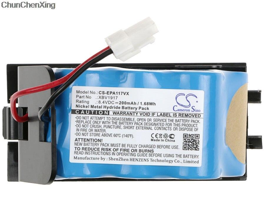 Cameron sino 200 mAh аккумулятор XBV1917 для ЕВРО Pro AP1172, AP1172N, V1917