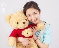 Super 65cm Teddy Bears Plush Toy Bear Large Dolls Baby Bear Cute Doll Birthday Gift Free