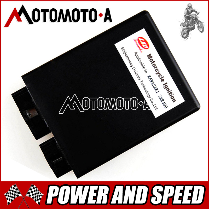 Motorcycle Digital Electronic Ignition Racing CDI Box Unit ECU For Kawasaki ZXR400 ZXR 400 NEW стоимость