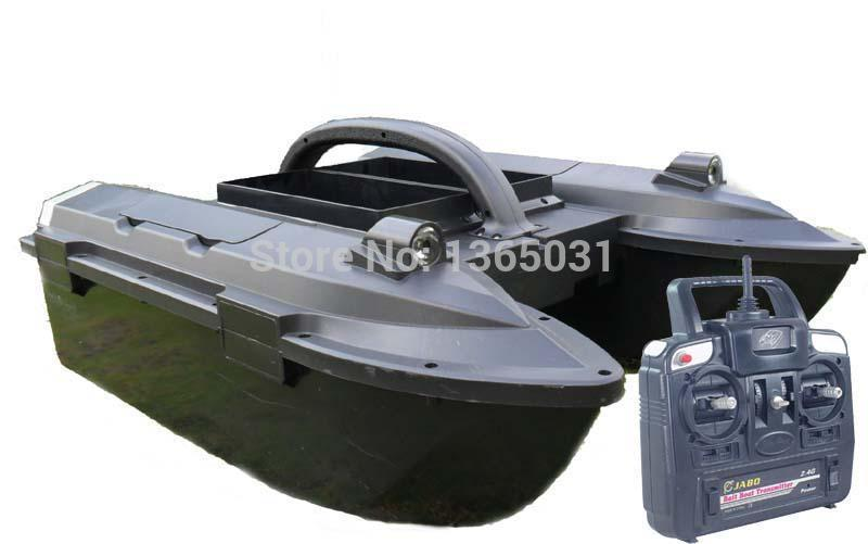 New arrivals jabo 5a 5cg remote control bait boat fish for Rc boat fishing