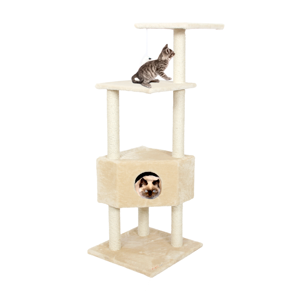 popular cat tree woodbuy cheap cat tree wood lots from china cat  - domestic delivery cat toy scratching wood climbing tree cat jumping toywith ladder climbing frame cat