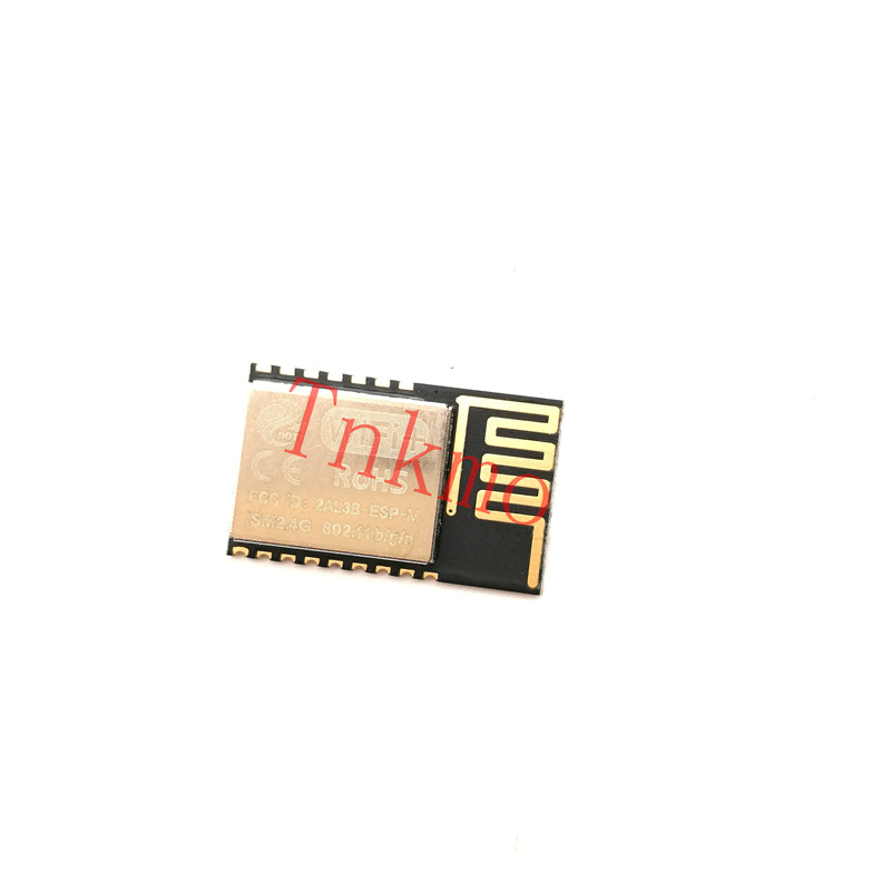 Official DOIT Mini Ultra-small size ESP-M2 from esp8285 Serial Wireless WiFi Transmission Module Fully Compatible with ESP8266 5pcs graded version esp 01 esp8266 serial wifi wireless module wireless transceiver