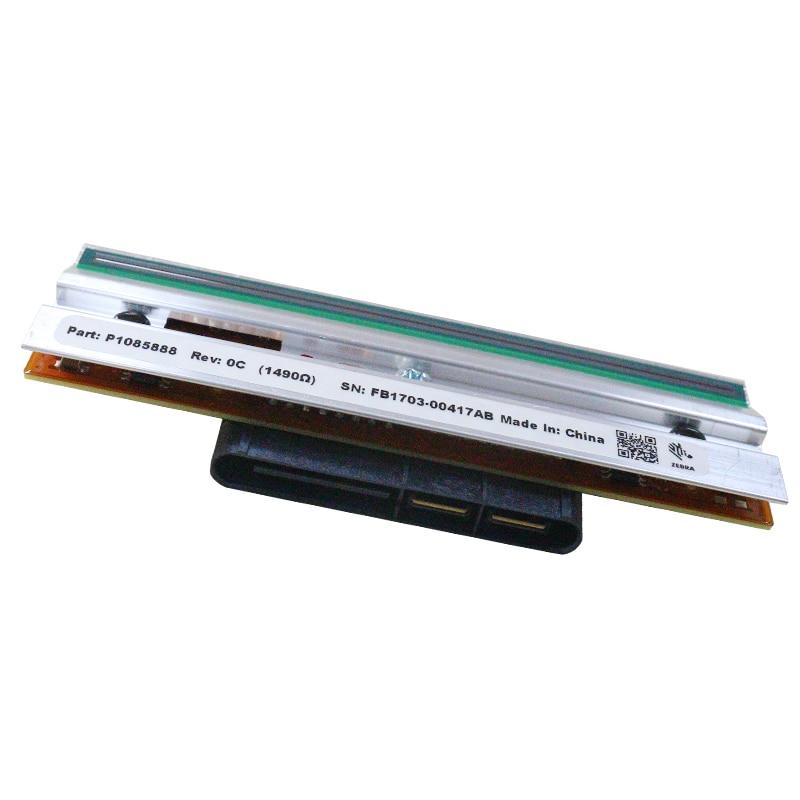 US $560 9  HOW MARK original Printhead For Zebra ZT610 (300dpi) Thermal  Label Printer P1083320 011(90 days warranty guarantee)-in Printer Parts  from
