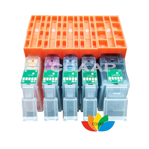 Image 2 - 5PK High Quality Compatible For PGI 550 CLI 551 Ink Cartridg for PIXMA MG5460 MG6360 Ip7260 MX925 MG5450 MG5550 MG6350 IP7250