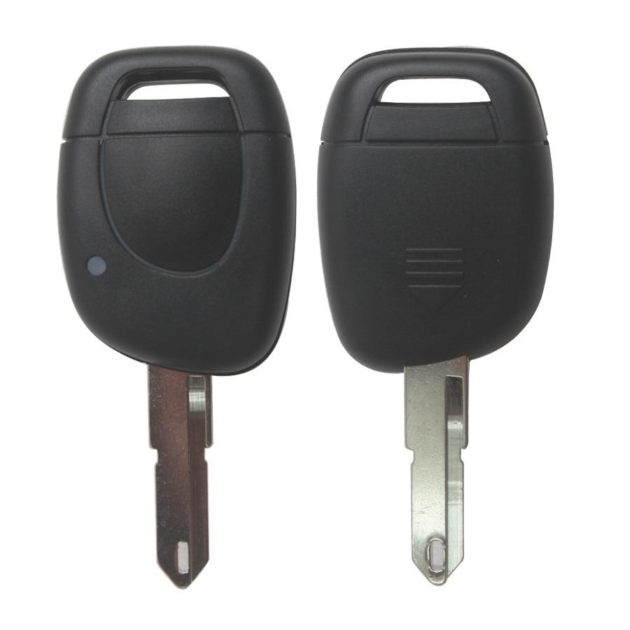 Prix pour Haute Qualité Principale À Distance Sans Clé Fob 1 Bouton pour Renault Twingo Clio Maître KANGO PCF7946 Puce 433 Mhz