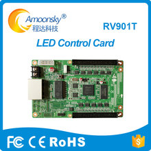 Контроллер Linsn б/у L202 Linsn микросхемный приемник карты rv901 rv901t поддержка hub75a hub75b в led moudules