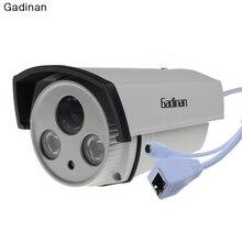 2.0 megapixel Outdoor IP camera 1080P Full HD Onvif IR-Bullet Camera  2MP Waterproof IP Camera