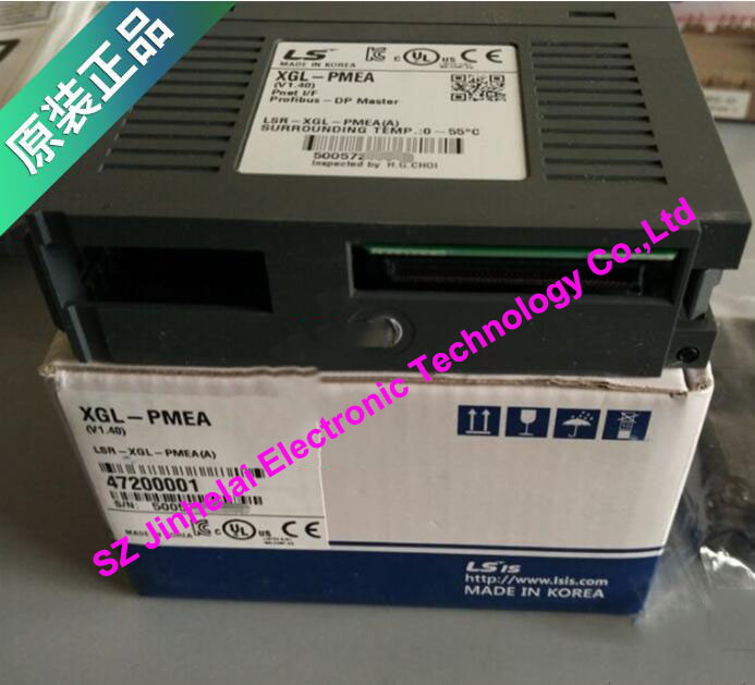 100% New and original XGL-PMEA LS(LG)  PLC Communication module, Rnet,Master freeship original simatic s7 1200 plc communication module 6es7241 1ah32 0xb0 cm1241 rs232 6es7 241 1ah32 0xb0 6es72411ah320xb0