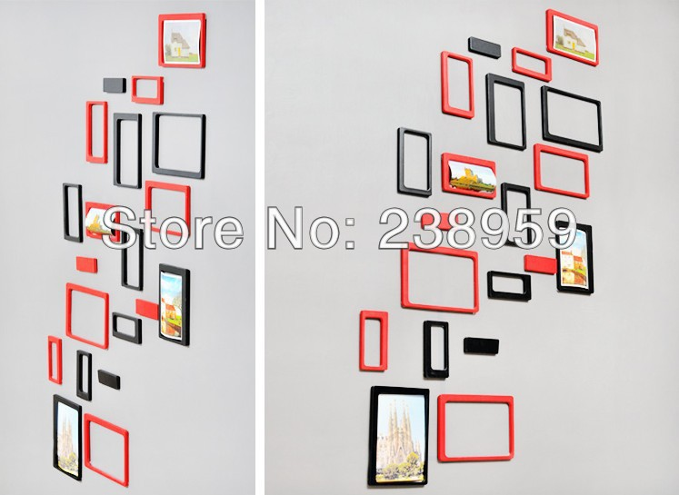 Wall Decoration Items Simple 3D Mdf Home Furniture Home Decoration Wall Sticker Creative Wall Inspiration Design