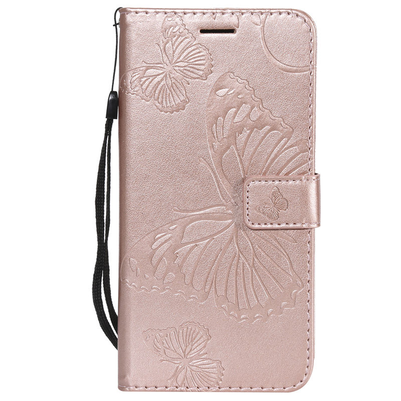 4464e2d47e Luxury Retro Flip Wallet PU Leather Protective Back Cover For Xiaomi ...