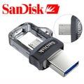 Оригинал Sandisk Extreme USB3.0 Двойной OTG USB Flash Drive Высокая Скорость 150 М/С PenDrives 32 ГБ 16 ГБ Pen Drives 64 ГБ Memory Stick