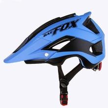 BATFOX Bike Cycling Helmet Men Women Mountain Climbing Adventure Road Bike Integrally Molded Cycling Helmets Casco Ciclismo F659