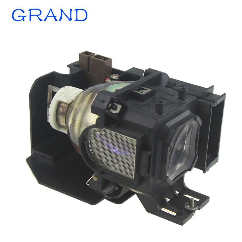 Compatible VT80LP For NEC VT48 VT48G VT49 VT49G VT57 VT57G VT58BE VT58 VT59 VT59G VT59EDU VT59BE Projector Lamp Bulb HAPPY BATE