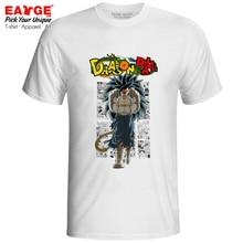 Evil Saiyan Kanba T-shirt Super Dragon Ball Heroes Anime Video Game Rock Print Hip Hop T Shirt Novelty Style Women Men Top
