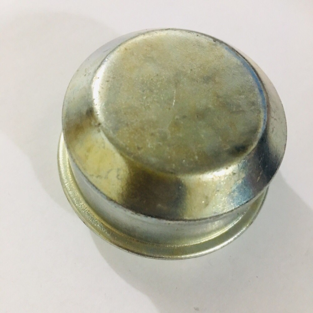 Grease-Cover TRAILER Replacement Bearing Metal Dust 45mm Wheel-Hub