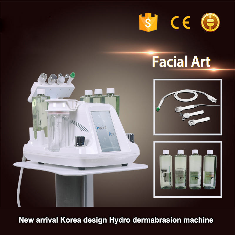 Professional Hydro Microdermabrasion Hydra Facial Skin Care Cleaner Water Aqua Peeling Spa Dermabrasion Ultrasonic Microcurrent