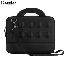 iCozzier 11.6 inch Water-Resistant Shockproof Sleeve Carrying Bag Laptop for  Macbook Pro / dell Case
