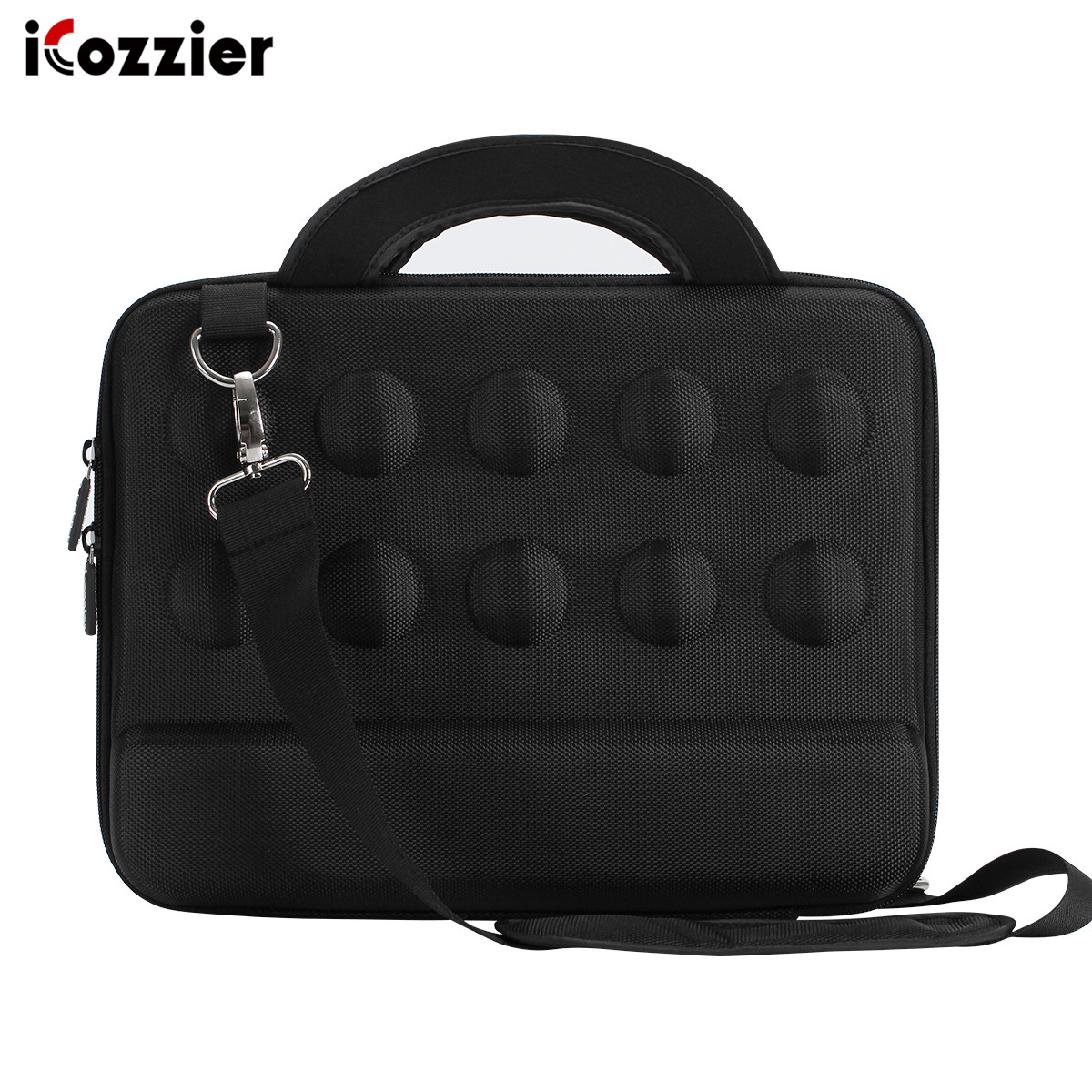 iCozzier 11.6 inch Water-Resistant Shockproof Sleeve Carrying Bag Laptop for 11.6 Macbook Pro / dell Laptop Sleeve Case Bag image