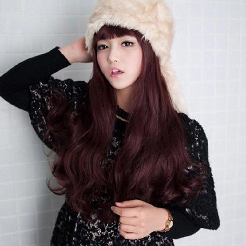 Buy 2014 New Real Shot Girl Wigs Ladies Wig Hair Curly Korean Non Regular Students At Dinodirect