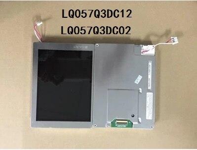 LQ057Q3DC12 LQ057Q3DC02 Original 5.7 inch LCD screen free shipping free shipping original 9 inch lcd screen cable numbers kr090lb3s 1030300647 40pin