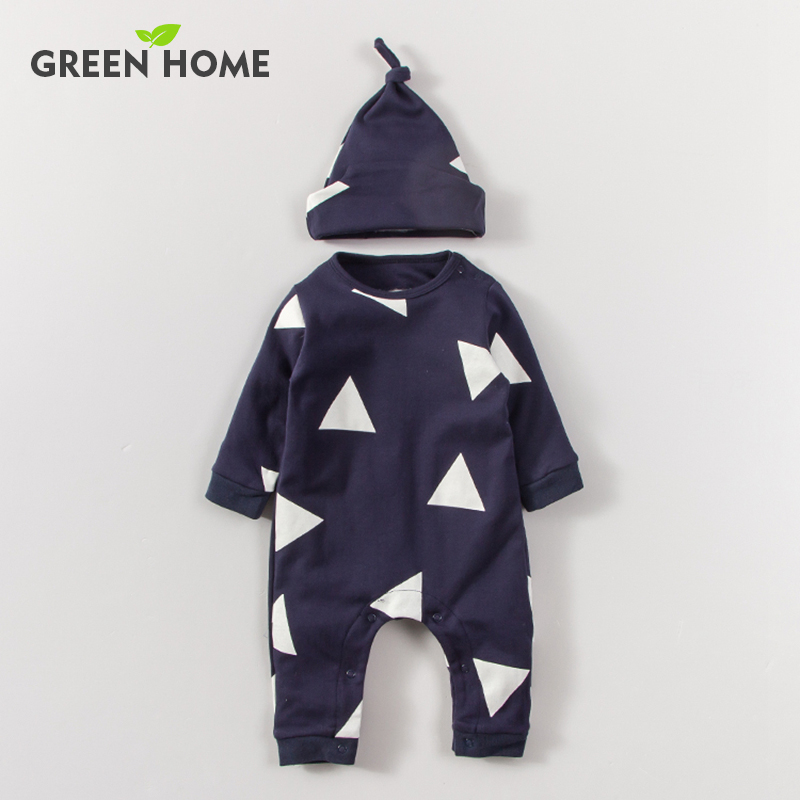 Christmas Baby Rompers Ropa Bebe 100%Cotton Newborn Infant Romper 0-18M Baby Girls Boy Clothes Jumpsuit Romper Baby Clothes summer 2017 navy baby boys rompers infant sailor suit jumpsuit roupas meninos body ropa bebe romper newborn baby boy clothes