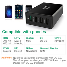 Ugreen 4 Port Usb Desktop Charging Station