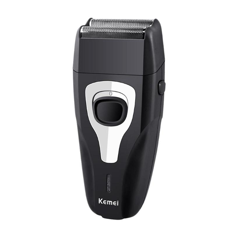 Kemei KM-1103 Male Rechargeable Electric Shavers Reciprocating Face Razor