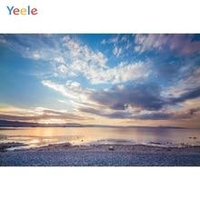 Yeele Cloudy Sky Photography Backdrops Sunset Lakes Landscape Photographic Backgrounds Wedding Scene For The Photo Studio Shoots