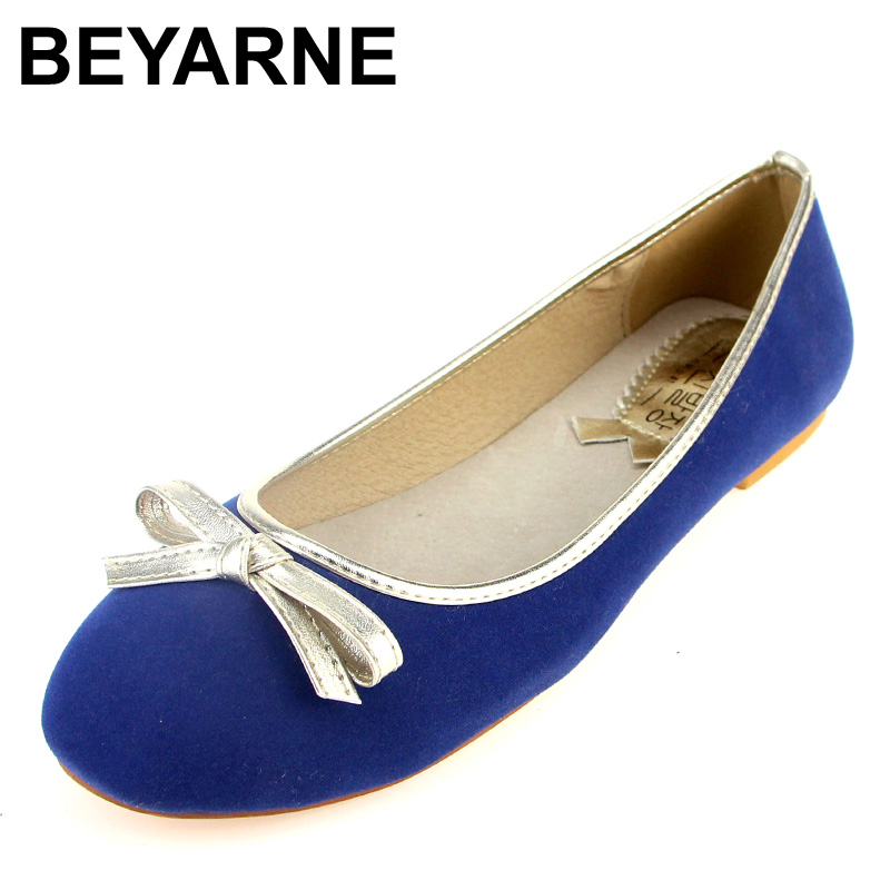 Womens Loafers Shoes Slip On Faux Suede Womens Ballerina Flats Bowtie Round Toe Fashion Comfort Casual Ladies Shoes Wholesales yiqitazer 2017 new summer slipony lofer womens shoes flats nice ladies dress pointed toe narrow casual shoes women loafers