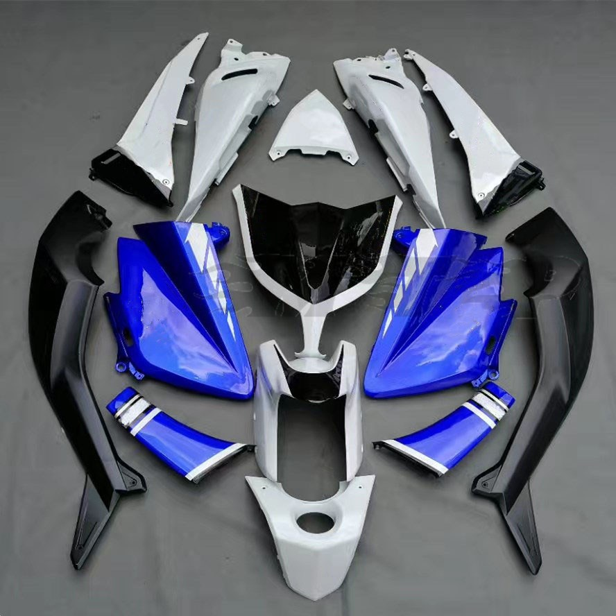 Motorcycle Injection Mold Fairing Kit For Yamaha TMAX530 T-MAX 530 2012 - 2014 2013 TMAX 530 XP530 12 13 14 Bodywork Fairings hot sales for yamaha tmax530 parts 2012 2014 tmax 530 12 14 tmax 530 motorcycle body aftermarket kit fairing injection molding