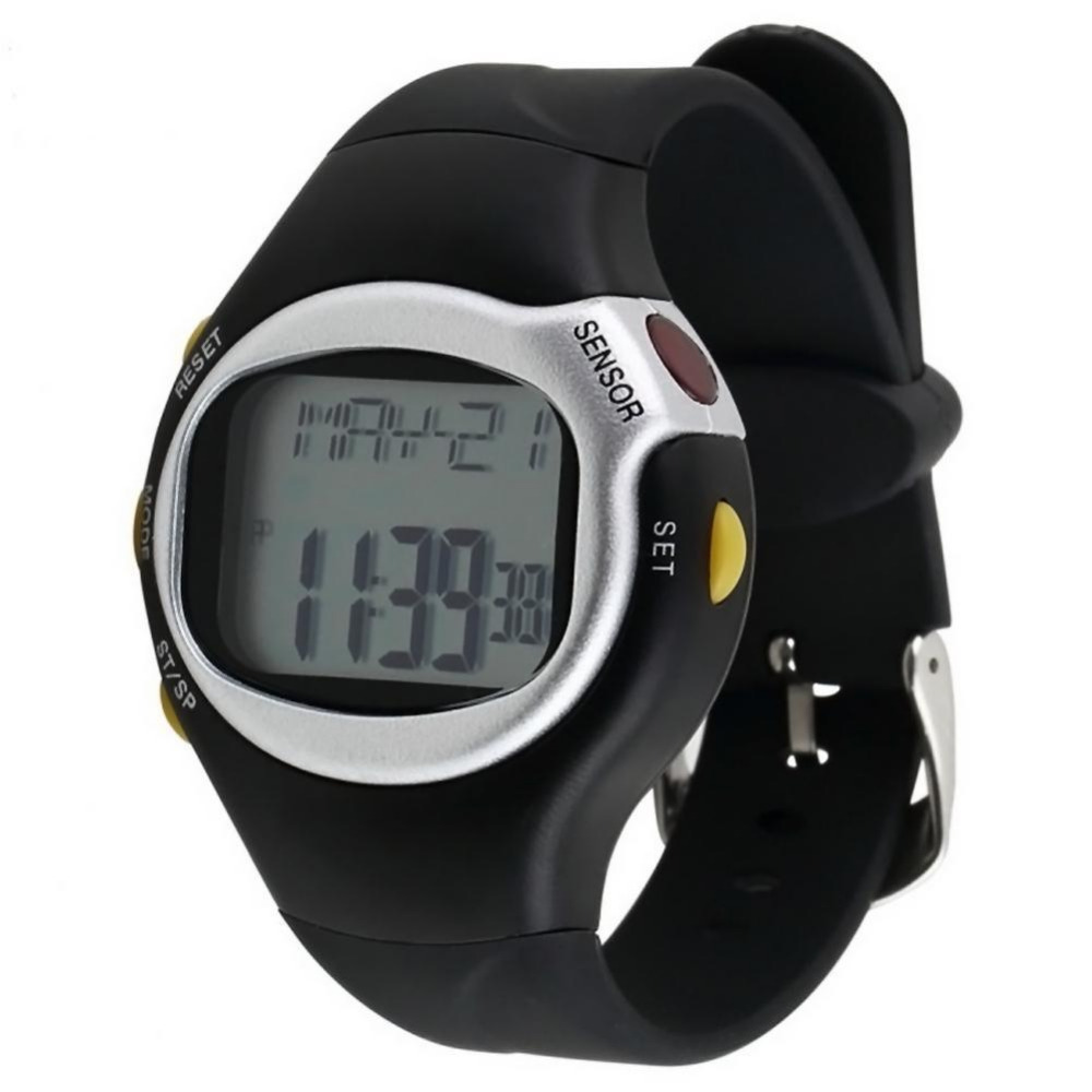 Pulse Heart Rate Monitor Wrist Watch Calories Counter Sports Fitness Exercise Digital Women Watch Relogio Feminino heart fitness by exercise