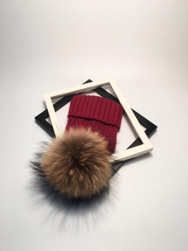 winter hats for women pom pom hat  (7)