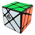 Brand New YongJun Moyu Crazy YiLeng Fisher Cube 3x3x3 Magic Cube Speed Puzzle Cubes Educational Toy Special Toys