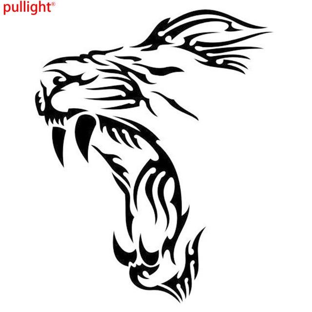 Aliexpresscom Buy Cool Graphics Yawn Lion Funny Vinyl Decals - Cool vinyl decals