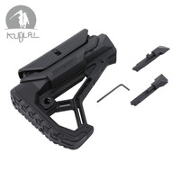 Tactical Nylon FAB Stock FAB GL CORE Buttstock for Toy Gun AEG Replacement Accessories