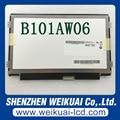 Envío libre delgado 10.1 laptop pantalla HSD101PFW3 N101L6-L0D N101LGE-L41 B101AW06 LP101WSB HSD101PFW4