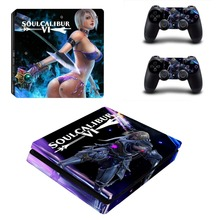 Game Soulcalibur VI PS4 Slim Skin Sticker