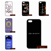 Friends tv show poster Phone Cases Cover For iPhone 4 4S 5 5S 5C SE 6 6S 7 Plus 4.7 5.5      #HE1580