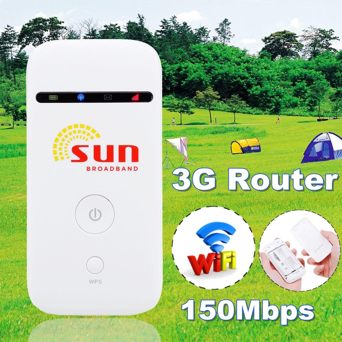 Routeur de poche sans fil Portable 3G WiFi MIFI sans filRouteur de poche sans fil Portable 3G WiFi MIFI sans fil